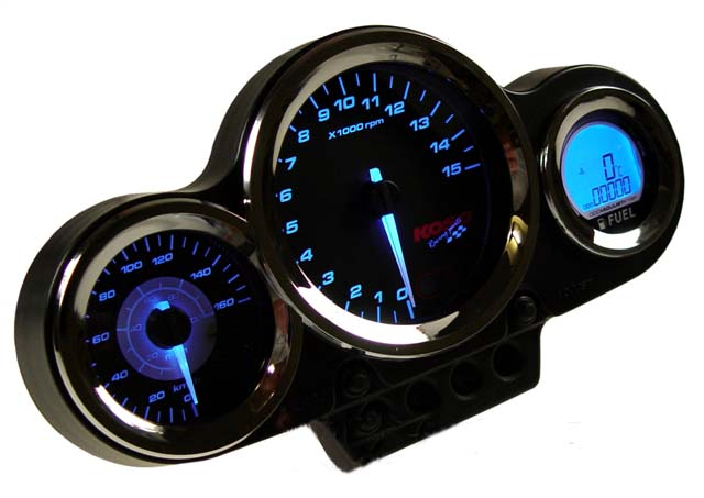 koso gp style speedometer speedfight 2. Black Bedroom Furniture Sets. Home Design Ideas